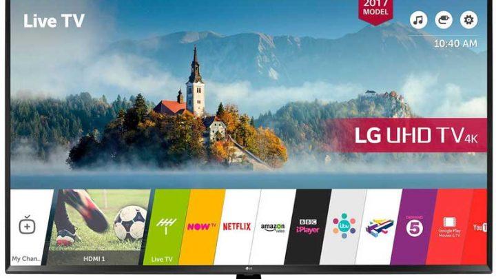 راهنمای خرابی تلویزیون LCD ال جی